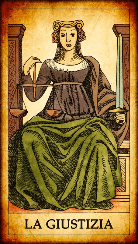 la-giustizia-tarocchi
